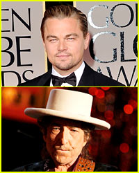 Leonardo DiCaprio Gives Inspiration to Bob Dylan's Latest Album