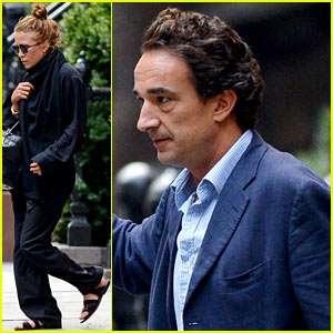 Mary-Kate Olsen: Moving In with Boyfriend Olivier Sarkozy?