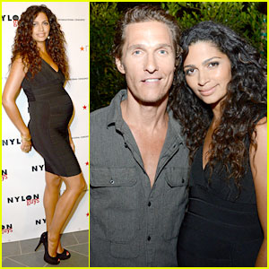 Matthew McConaughey & Camila Alves Just Keep Livin'!