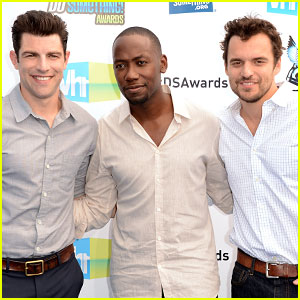 Max Greenfield & 'New Girl' Guys: Do Something Awards 2012