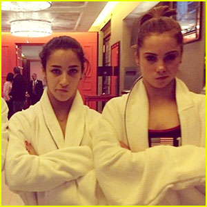 McKayla Maroney Is Not Impressed with Pool Closure