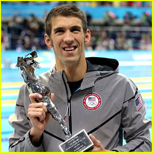 Michael Phelps Books First Post Olympics Reality TV Gig!