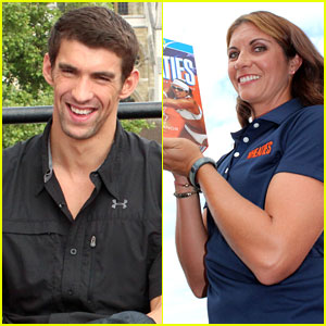 Michael Phelps & Misty May-Treanor: Wheaties Winners!