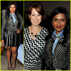 Mindy Kaling: 'The Mindy Project' Celebration!