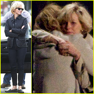 Naomi Watts Gets Emotional For 'Diana'