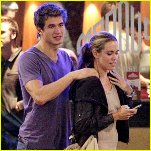 Nathan Adrian & Natalie Coughlin: Night on the Town!