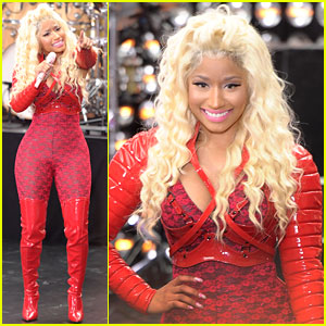 Nicki Minaj: 'Starships' on the 'Today Show'