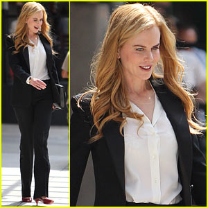 Nicole Kidman: New York Film Festival Tribute Honoree!