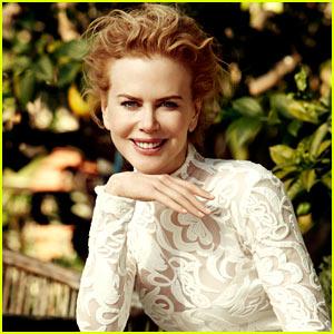 Nicole Kidman: Swisse Campaign Images!