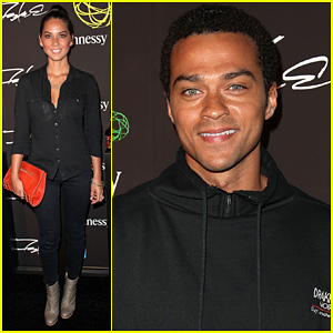 Olivia Munn & Jesse Williams: Hennessy VS Launch Party!