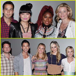 Elizabeth Banks: Just Jared 'Pitch Perfect' Screening!