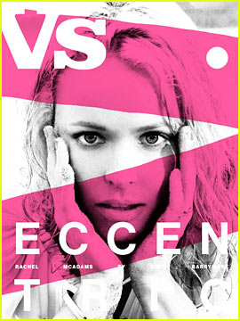 Rachel McAdams Covers 'Vs. Magazine' Fall 2012