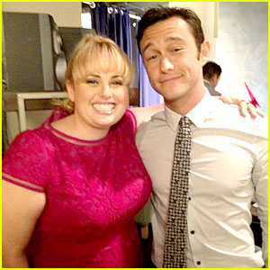 Rebel Wilson: 'Jimmy Kimmel Live' with Joseph Gordon-Levitt!