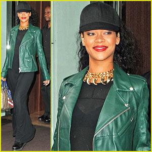 Rihanna: Can't Sleep in London!