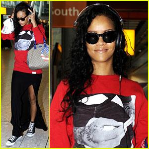 Rihanna: Paralympics Closing Ceremony Next Month!