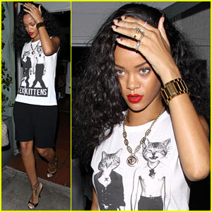 Rihanna: Don't Ever Get Too Comfortable!