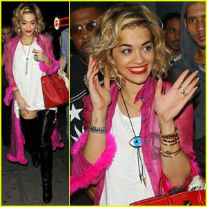 Rita Ora: 'How We Do' UK Release Today!