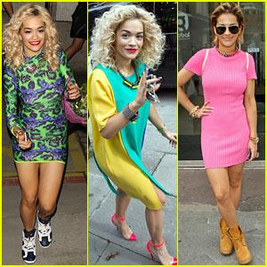 Rita Ora's Next U.S. Single: 'R.I.P'!