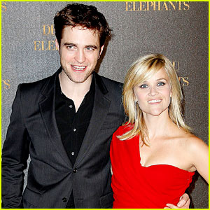 Robert Pattinson Hiding At Reese Witherspoon's Ranch?