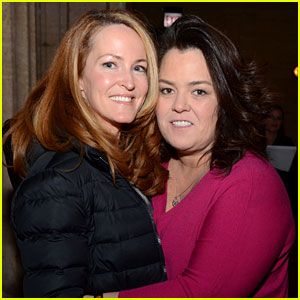 Rosie O'Donnell: Married to Michelle Rounds!