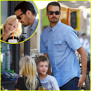 Rupert Sanders: Back to School Shopping with the Kids!