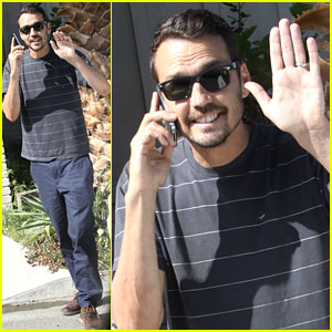 Rupert Sanders Steps Out After Liberty Ross' Red Carpet Night