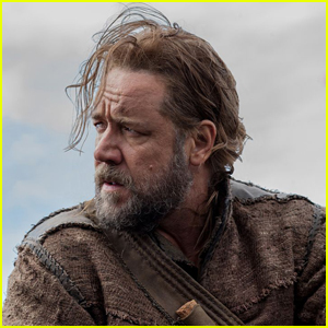 Russell Crowe as 'Noah' - First Look!
