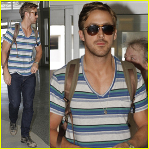 Ryan Gosling: Leaving Louisiana!