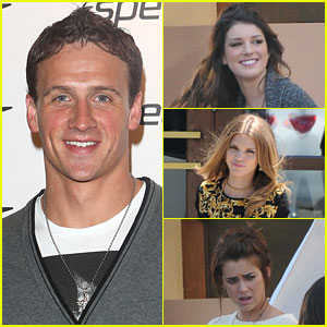 Ryan Lochte: '90210' Cameo as Himself!