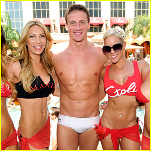 Ryan Lochte: Las Vegas Pool Party Weekend!