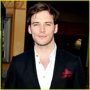 Sam Claflin: Finnick Odair in 'Catching Fire'!