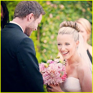 Shawn Ashmore: Married to Dana Wasdin!