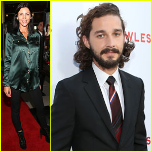 Shia LaBeouf & Liberty Ross: 'Lawless' Hollywood Premiere!