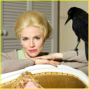 Sienna Miller: Tippi Hedren for HBO's 'The Girl'!