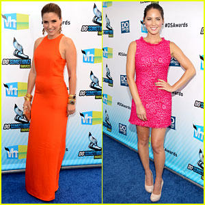Sophia Bush & Olivia Munn - Do Something Awards 2012