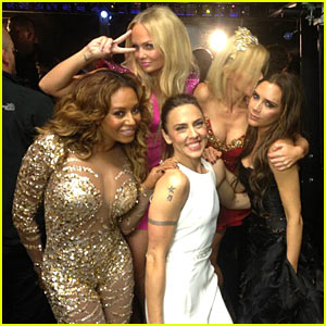 The Spice Girls: Olympics Closing Ceremony - Watch Now!