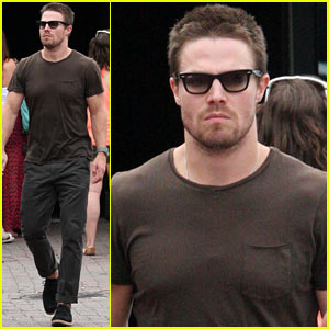 Stephen Amell: Kitsilano Food Run!