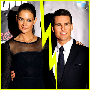 Tom Cruise & Katie Holmes: Officially Divorced