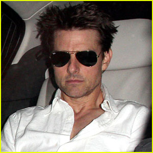 Tom Cruise Reacts to Director Tony Scott's Death