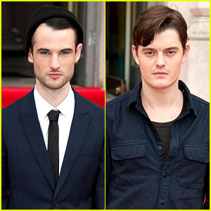 Tom Sturridge & Sam Riley: 'On The Road' UK Premiere!