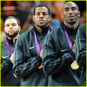 USA Men's Basketball Wins Olympic Gold!