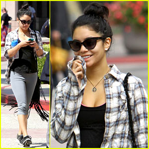 Vanessa Hudgens: Outside Lands Was