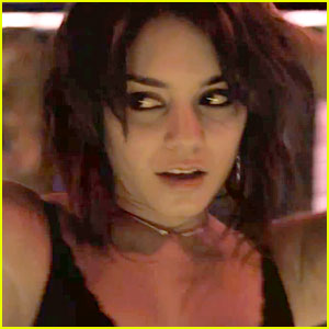 Vanessa Hudgens Strips in 'Frozen Ground' Trailer!