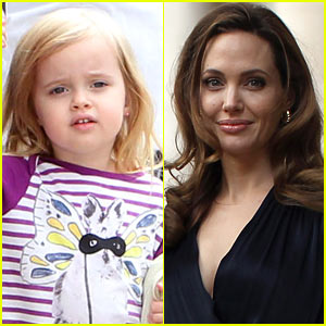 Vivienne Jolie-Pitt: 'Maleficent' Acting Debut Opposite Mom Angelina Jolie