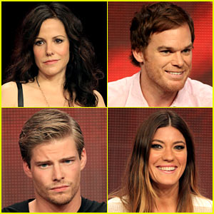 'Weeds' & 'Dexter' Stars: Showtime's TCA Tour Panel!