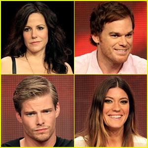 'Weeds' & 'Dexter' Stars: Showtime's TCA Tour Panel!