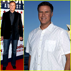 Will Ferrell Brings 'The Campaign' to Australia!