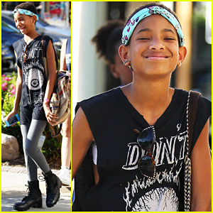 Willow Smith: Phone Spa Stop!