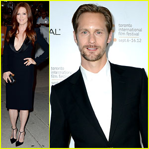 Alexander Skarsgard: 'What Maisie Knew' Premiere at TIFF!