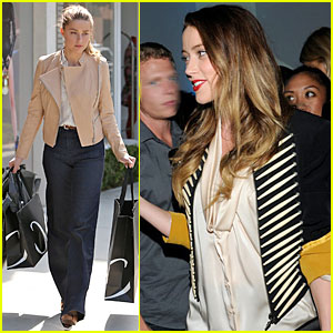 Amber Heard: Live Your Life in Color Event!